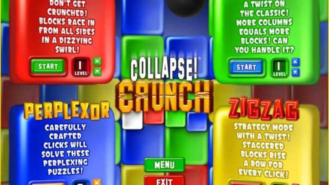 Collapse! Crunch Screenshot 3