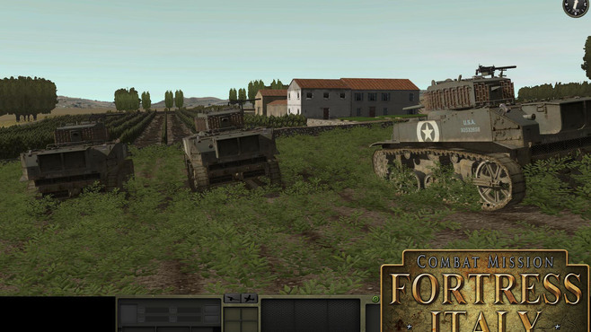 Combat Mission: Fortress Italy Screenshot 1
