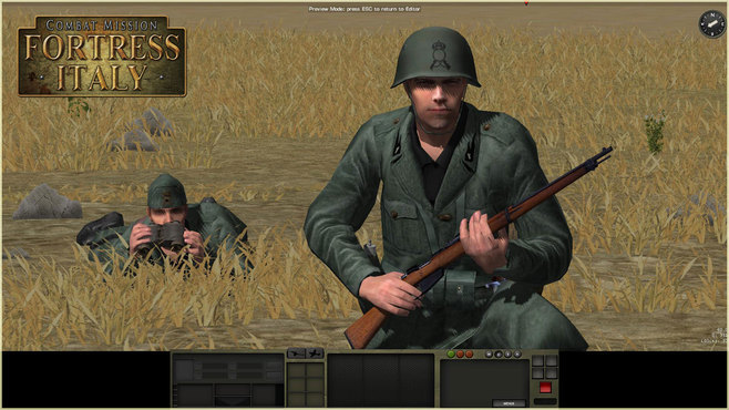 Combat Mission: Fortress Italy Screenshot 11