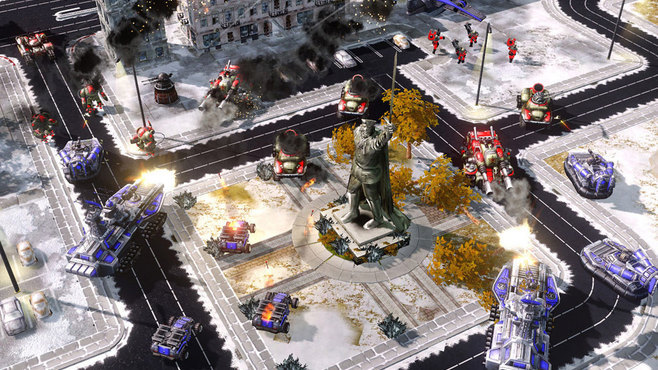 Command & Conquer Red Alert 3 Screenshot 3