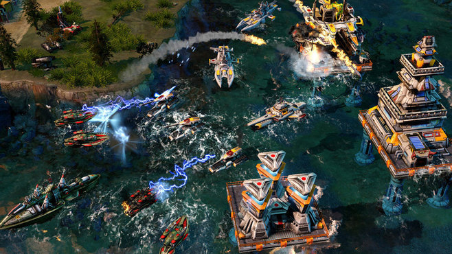 Command & Conquer Red Alert 3 Screenshot 4