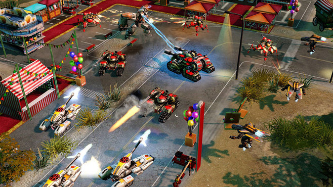 Command & Conquer Red Alert 3 Screenshot 6