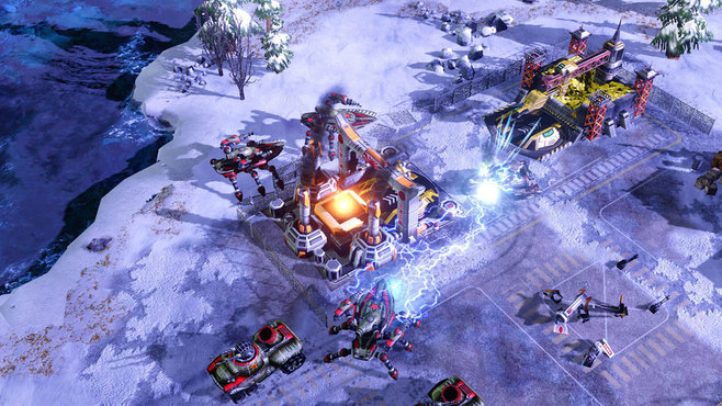 Command & Conquer Red Alert 3 Screenshot 7