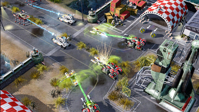 Command & Conquer Red Alert 3 Screenshot 9