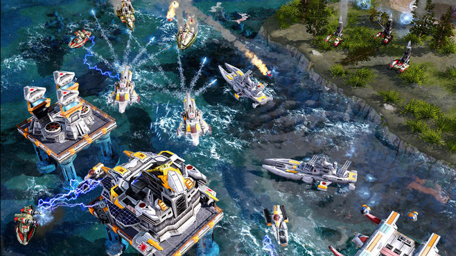 Command & Conquer Red Alert 3 Screenshot 11