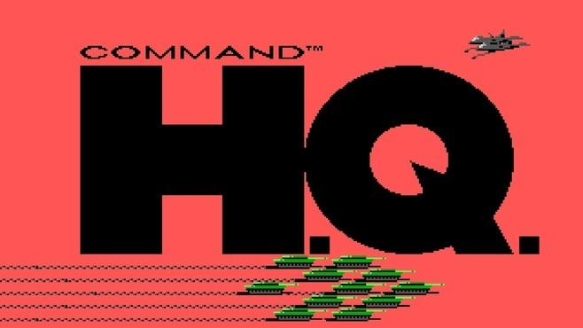 Command H.Q. Screenshot 1