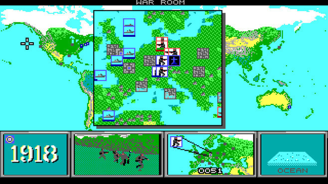 Command H.Q. Screenshot 4