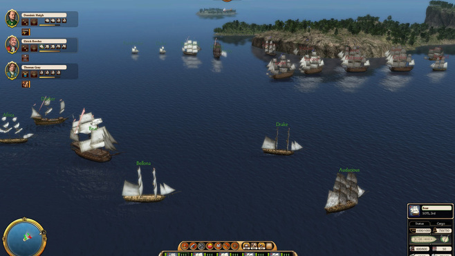 Commander: Conquest of the Americas Screenshot 1
