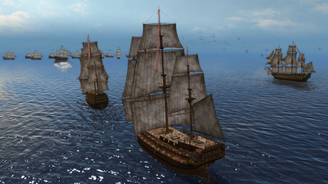 Commander: Conquest of the Americas Screenshot 2