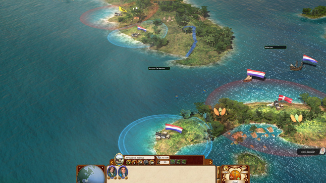 Commander: Conquest of the Americas Screenshot 3