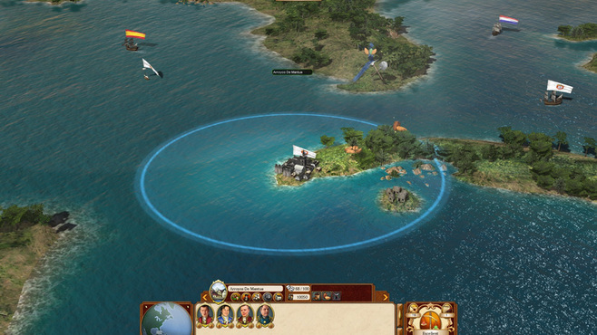 Commander: Conquest of the Americas Screenshot 6
