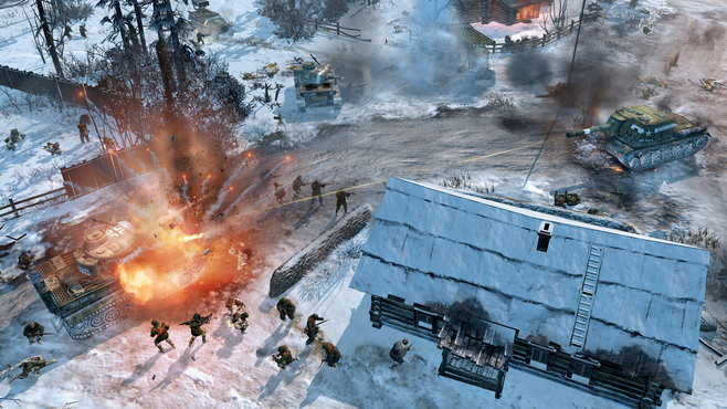Company of Heroes 2 Screenshot 1