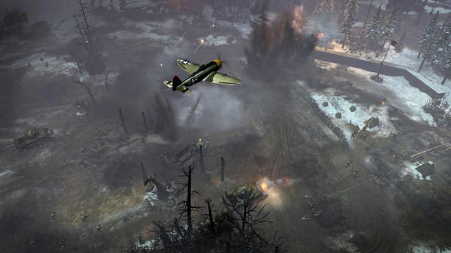 Company of Heroes 2 - Ardennes Assault Screenshot 2