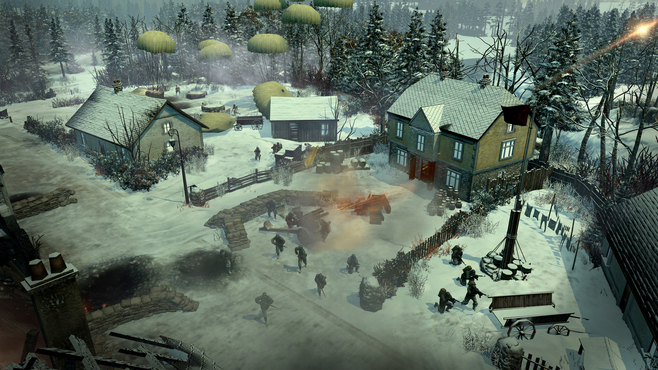 Company of Heroes 2 - Ardennes Assault Screenshot 6