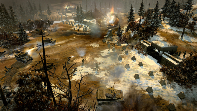Company of Heroes 2 - Ardennes Assault Screenshot 7