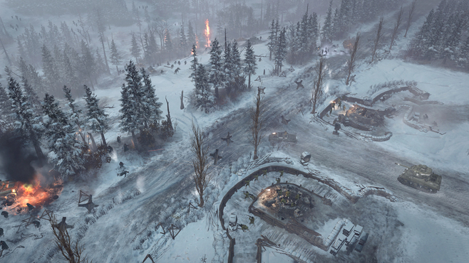 Company of Heroes 2 - Ardennes Assault Screenshot 10
