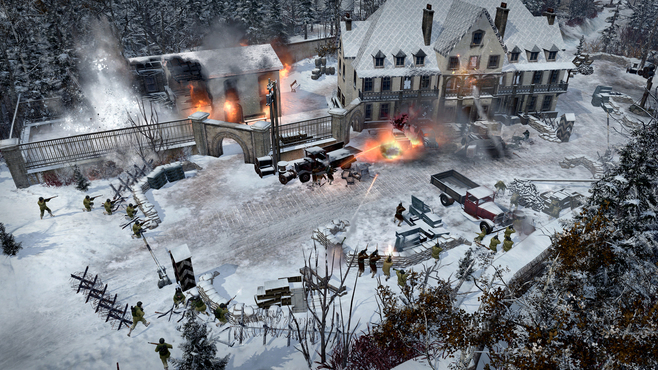 Company of Heroes 2 - Ardennes Assault Screenshot 12