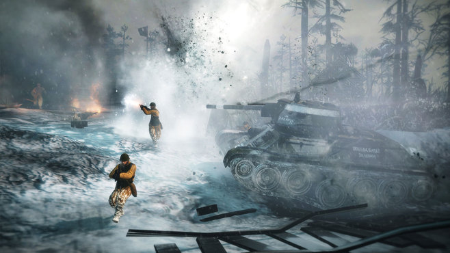 Company of Heroes 2 - Case Blue Mission Pack Screenshot 2