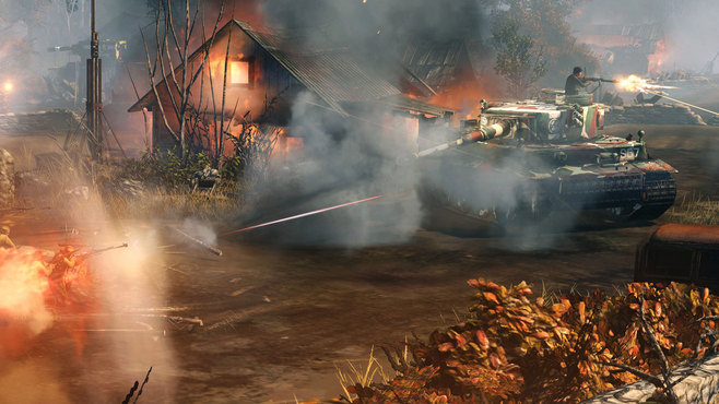 Company of Heroes 2 - Case Blue Mission Pack Screenshot 3