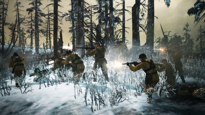 Company of Heroes 2 - Case Blue Mission Pack Screenshot 5