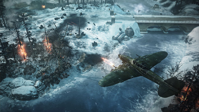 Company of Heroes 2 - Case Blue Mission Pack Screenshot 6