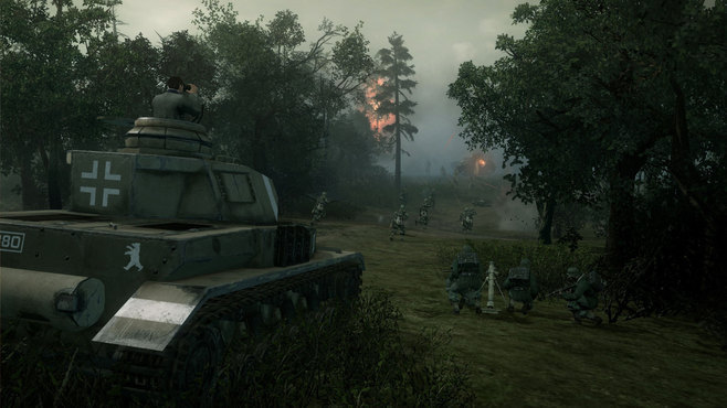 Company of Heroes 2 - Case Blue Mission Pack Screenshot 7
