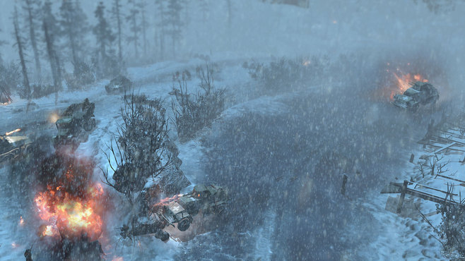 Company of Heroes 2 - Case Blue Mission Pack Screenshot 9