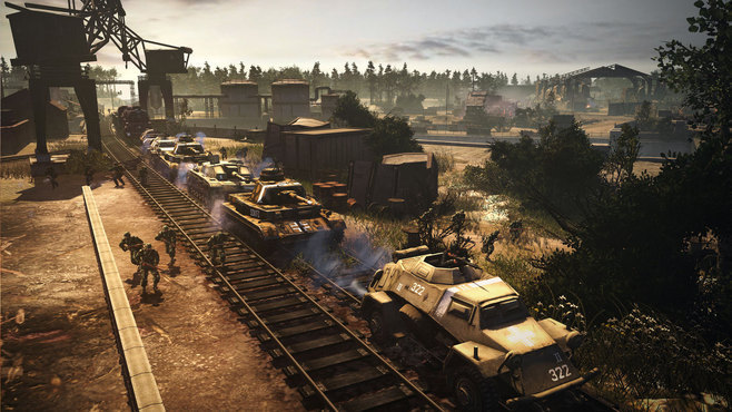 Company of Heroes 2 - Case Blue Mission Pack Screenshot 10