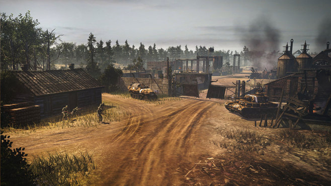 Company of Heroes 2 - Case Blue Mission Pack Screenshot 11