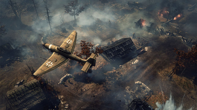 Company of Heroes 2 - Case Blue Mission Pack Screenshot 12