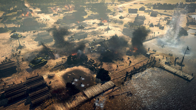 Company of Heroes 2 - Southern Fronts Mission Pack Screenshot 1