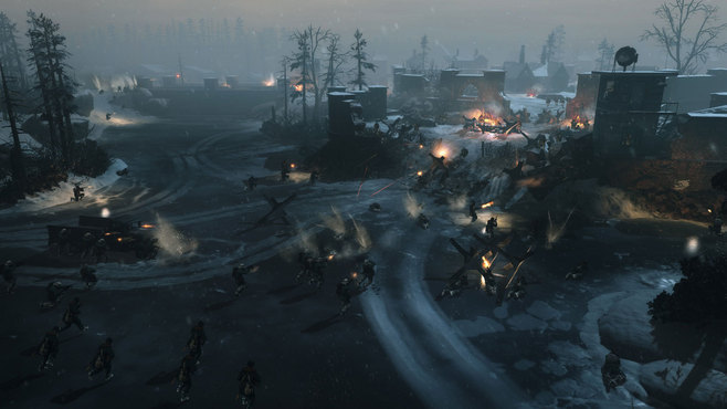 Company of Heroes 2 - Southern Fronts Mission Pack Screenshot 2