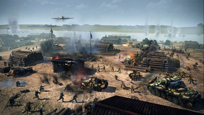Company of Heroes 2 - Southern Fronts Mission Pack Screenshot 3