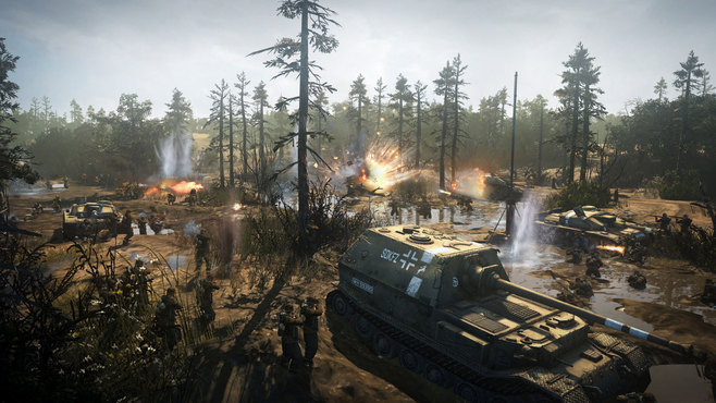 Company of Heroes 2 - Southern Fronts Mission Pack Screenshot 4