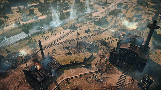 Company of Heroes 2 - Southern Fronts Mission Pack Screenshot 6