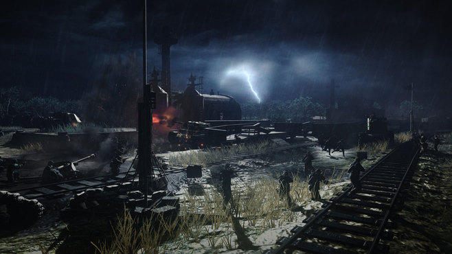 Company of Heroes 2 - Southern Fronts Mission Pack Screenshot 7