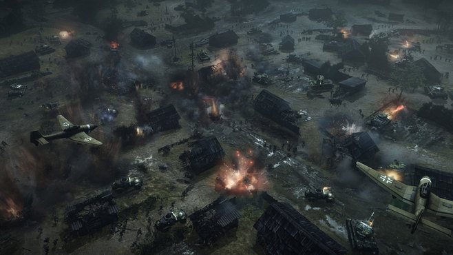Company of Heroes 2 - Southern Fronts Mission Pack Screenshot 8
