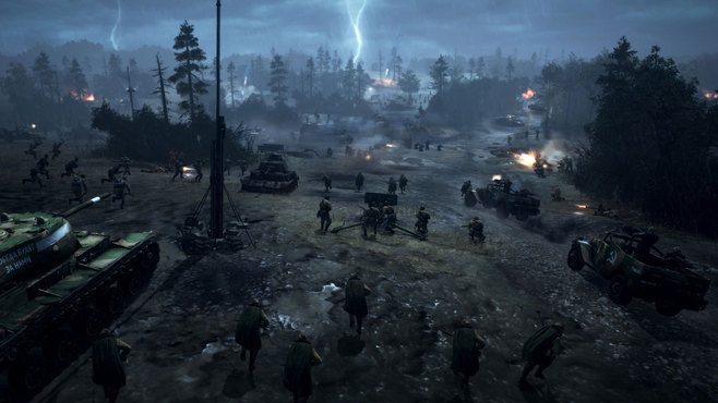 Company of Heroes 2 - Southern Fronts Mission Pack Screenshot 9