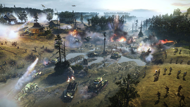 Company of Heroes 2 - Southern Fronts Mission Pack Screenshot 10