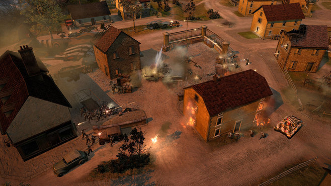 Company of Heroes 2 - The British Forces Screenshot 2
