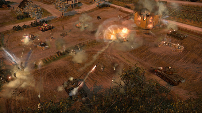 Company of Heroes 2 - The British Forces Screenshot 3