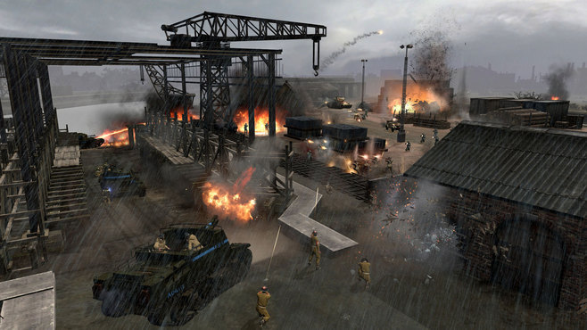 Company of Heroes 2 - The British Forces Screenshot 6