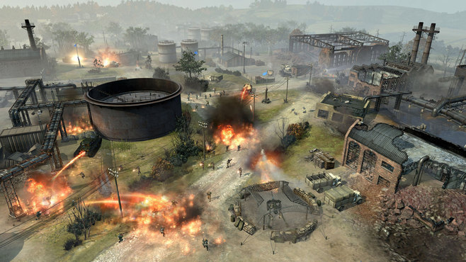 Company of Heroes 2 - The British Forces Screenshot 7