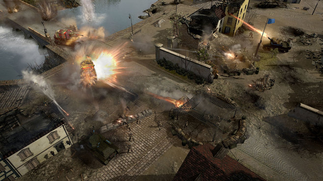 Company of Heroes 2 - The British Forces Screenshot 8