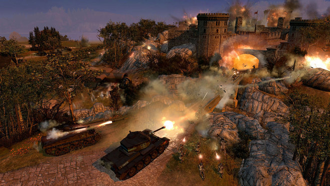 Company of Heroes 2 - The British Forces Screenshot 11