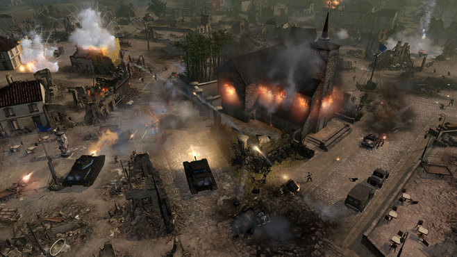 Company of Heroes 2 - The British Forces Screenshot 12