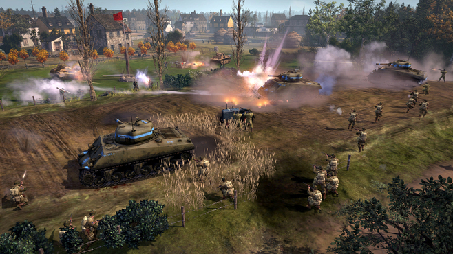 Company of Heroes 2 - The Western Front Armies Screenshot 5