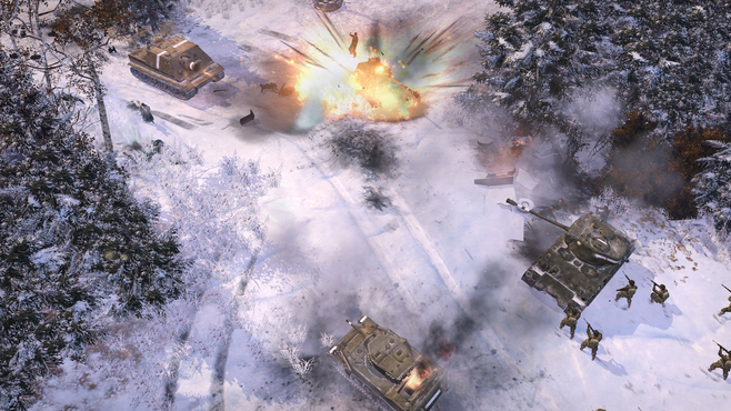 Company of Heroes 2 - The Western Front Armies Screenshot 8