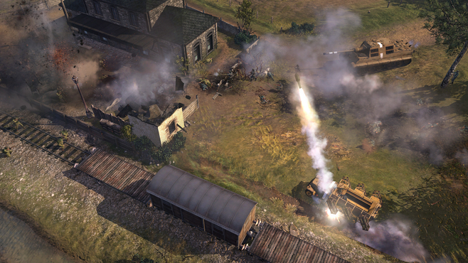 Company of Heroes 2 - The Western Front Armies Screenshot 9