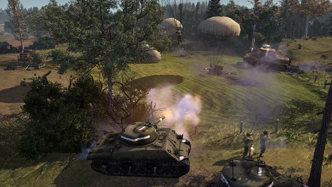 Company of Heroes 2 - The Western Front Armies Screenshot 10